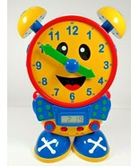 The Learning Journey Telly The Teaching Time Clock, Learning - Teaching ... - $29.69