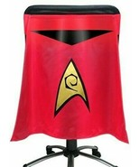 New Star Trek: The Original Series Operations Red Uniform Chair Cape One... - $18.62