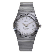 Omega Constellation Chronometer Stainless Steel Automatic Watch 368.1201 - $1,583.01