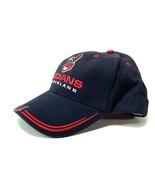 "Cleveland Indians MLB Vintage Dark Blue ""Stache"" Cap (New) By Twins Ente... - $24.99"