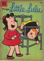 Marge's Little Lulu Comic Book #111, Dell Comics 1957 VERY GOOD+ - $15.44
