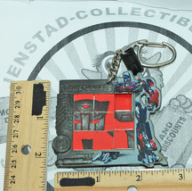 TRANSFORMERS MINIATURE SLIDE TOY PUZZLE KEYCHAIN AUTOBOT SYMBOL USED 2007 - $6.88
