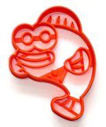 Orange Fish Baby Shark Cartoon Song Cookie Cutter 3D Printed USA PR4148 - $2.99