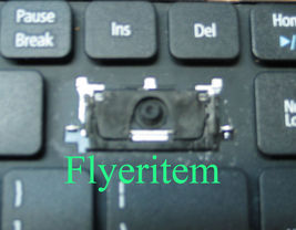 ACER ASPIRE 7745 KEYBOARD'S INDIVIDUAL KEY (one key only) AEZR7R00010 ZR7 image 3