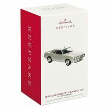 Hallmark Keepsake 2019 1969 Chevrolet Camaro ZL1 Limited Ornament New wi... - $29.07