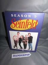 Seinfeld - Season 5 (DVD, 2005, 4-Disc Set) - $9.89