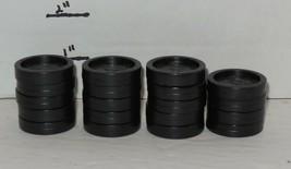 19 Connect Four Replacement Black Checker Pieces - $9.50