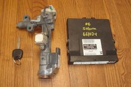 2006 Toyota Solara Oem Engine Computer Ecu 89661-06C00 Ignition Switch w/Key - $149.99