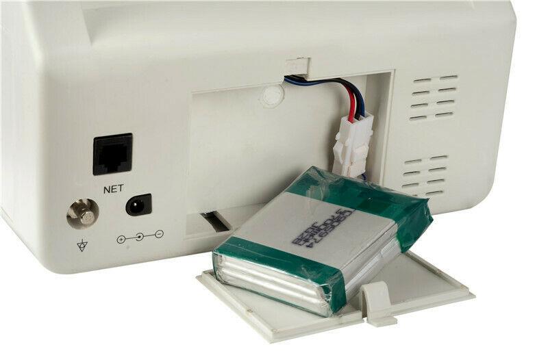 CMS6000 ICU Monitor paziente,monitor dei segni vitali,ECG NIBP SPO2 RESP TEMP PR