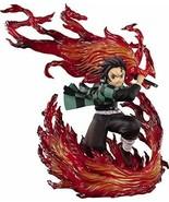 Devil's Blade Demon slayer kimetsuTanjiro Kamado 210mm Figure - $152.88