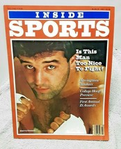 Inside Sports Magazine March 1982 Gerry Cooney No Mailing Label - $11.87