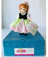 "Madame Alexander 8"" Girl Doll Bo-Peep #483 in Original Box w/ Tags - $19.34"