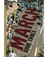 March: Book Three [Paperback] Lewis, John; Aydin, Andrew and Powell, Nate - $7.69