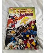 Excalibur Mojo Mayhem Comic Book  1989  Marvel Comics - $10.00