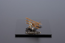 The Fokker Dr. 1 Gold Edition by Aerobase – Unique Models from Japan - $22.76
