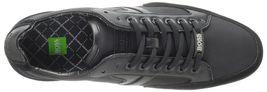 Hugo Boss Green Men's Premium Sport Fashion Sneakers Running Shoes Spacit image 7