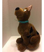 "Hanna Barbera Scooby Do Plush Dog Animal Stuffed 13"" - $8.59"