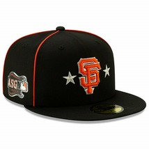 2019 MLB All Star Game San Francisco Giants New Era 59FIFTY Fitted Hat 7... - $44.54