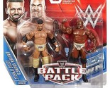 WWE Battle Pack Series 39 Darren Young & Titus O'Neill Action Figures - DJT00