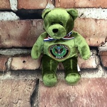 Beary Thoughtful Special Occasion Teddy Bears - Army   - $9.50