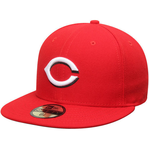 febf7a2732c76 New Era Cincinnati Reds MLB Authentic Collection 59FIFTY On Field Cap NewEra  2 -  32.99