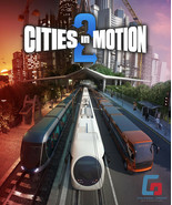 Cities In Motion 2 PC Steam Code Key NEW Download Fast Region Free - $8.99
