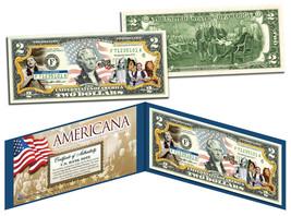 WIZARD OF OZ *Americana* Genuine Legal Tender Colorized Licensed U.S. $2... - $13.06