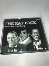 Sinatra/Martin/Davis : The Rat Pack Double CD SUPERFAST Dispatch - $8.94