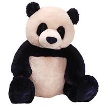 """GUND Zi-Bo Panda Teddy Bear Stuffed Animal Plush, 17"""" - $34.17"""