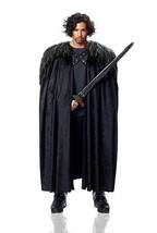 Costume Culture Franco Game Of Thrones Cape Jon Snow Halloween Costume 32377 - $64.93