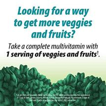 Nature's Way Alive! Garden Goodness Men's  Multivitamin, Veggie & Fruit Blend 14 image 10