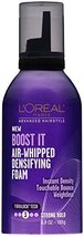 L'Oral Paris Advanced Hairstyle BOOST IT Air Whipped Densifying Foam, 6.... - $9.99