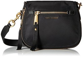 Marc Jacobs Trooper Small Nomad Black - $243.04