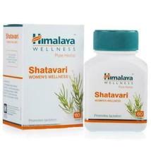 Himalaya Herbal Shatavari Promotes Lactation Natural Women Care 2X60 Tab... - $13.85