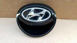 12-16 Hyundai Veloster Rear Hatch Handle Tailgate Emblem image 1