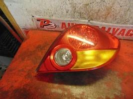 04 03 Hyundai Tiburon gt oem passenger side right brake tail light lamp ... - $29.69