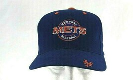 New York Mets Blue Baseball Cap Adjustable S/M - $24.99