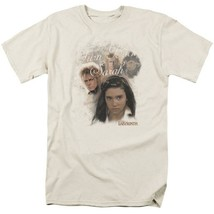 Labyrinth t-shirt Turn Back Sarah Retro 80's fantasy movie graphic tee LAB115  image 1