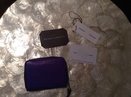 Proenza Schouler Mini Violet Neon Yellow Wallet NWOT - $89.00