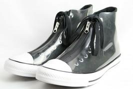 Converse Donna All Star Nero Traslucido Gomma Sneaker Scarpa Misura 6.5 - $39.59