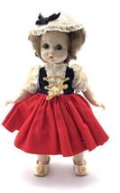 "8"" 1950s Vintage MADAME ALEXANDER-KINS Wendy doll with Gretal dress Stra... - $123.75"