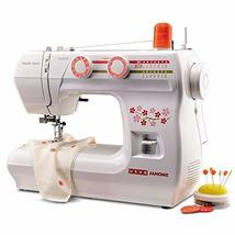 Usha Janome Plastic Electric Sewing Machine With Hard Cover (Multicolour) - $575.00