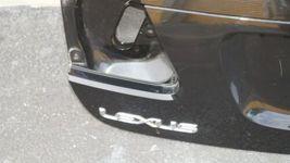 06-11 Lexus GS450H GS 300 350 430 460 450H (S190) Trunk Lid W/ Camera image 5