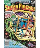 The Super Friends Comic Book #16 DC Comics TV Series 1979 FINE+/VERY FINE- - $8.33
