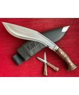 """GURKHA WORLD WAR II DEHRADUNE PANAWAL KHUKURI KHUKRI KUKRI KNIFE 10"""" FUL... - $88.06"""