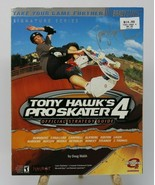 Tony Hawk's PRO SKATER 4 Video Game Strategy Guide Brady Games - $12.75