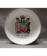 Queens Fine Bone China Rosina China Mini Plate City of Bath  - $6.99