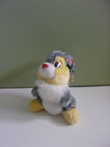 "DISNEY WORLD 9"" Plush THUMPER Bunny BAMBI Vintage Stuffed Animal Toy Dis... - $15.00"