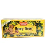 Caribbean Dream Honey & Ginger Teabags 24Teabags (3 Packs) - $19.79