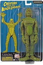 Mego Creature From The Black Lagoon  8 Inch Action Figure Horror '20 - B... - $21.77